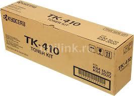 Купить <b>Картридж KYOCERA TK</b>-<b>410</b>, черный в интернет ...