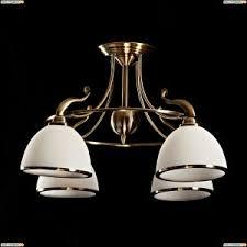 <b>MA02401CB</b>/<b>004 Bronze</b> Потолочный светильник <b>BRIZZI</b>