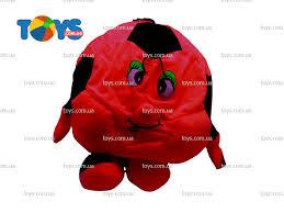 """Надувная <b>мягкая игрушка</b> """"<b>Футбольный</b> мяч"""" красный - Мягкие ..."""