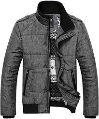 <b>Men's Thickening</b> Clothes Pourpoint Leisure <b>Coat</b> Winter <b>Cotton</b> ...