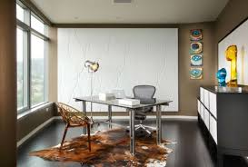 decorationsadorable modern home office design inspiration with rectangle black textured wood chic modern home chic office design