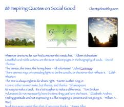 88 Favorite Social Good Quotes (in 140 or less)   Charity Ideas Blog via Relatably.com