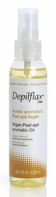 DEPILFLAX 100 <b>Масло для удаления</b> остатков воска, аргана ...