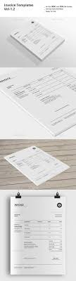 best ideas about invoice design invoice template invoice templates vol 1 2