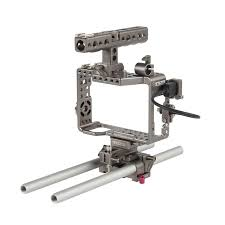 <b>Sony</b> Alpha Series Handheld <b>Camera Cage Rig</b> for the a7R, a7RII ...
