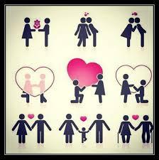 Resultado de imagen para formas de amar