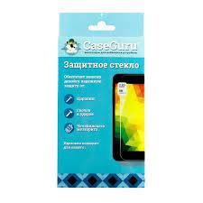 Купить <b>Защитное стекло CaseGuru для</b> Meizu M6 с белой рамкой ...