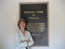 an interview gail warren virginia state law librarian in gail warren at the supreme court of viginia
