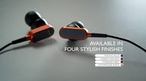 <b>KEF M100</b> In-Ear Headphones - YouTube