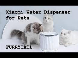 питьевой фонтан для домашних животных <b>Xiaomi FURRYTAIL</b> ...