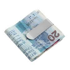 1/2 PC Solid <b>Money Clip Men</b> Fashion Stainless Steel <b>Slim</b> Money ...