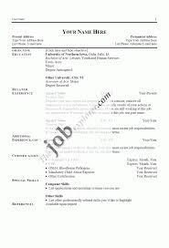doc 654300 what is a resume title what is a good title for a resume examples of good resumes decos us your your