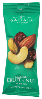 Sahale Snacks <b>Trail Mix Classic Fruit</b> And Nut Blend, 1.5 Oz ...