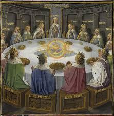 <b>Рыцари Круглого стола</b> — Википедия