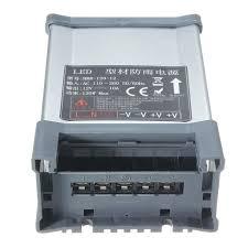 IP65 AC 100V-264V To DC 12V 120W Switching Power Supply ...