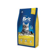 <b>Brit Premium Cat Adult</b> Salmon 800g - Pet Bangla