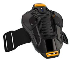 Колонка порт. <b>AceCamp wearable черный</b> 5W 2.0 BT 20м (3193)