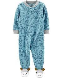 <b>Baby Boy</b> Pajamas   Carter's   Free Shipping