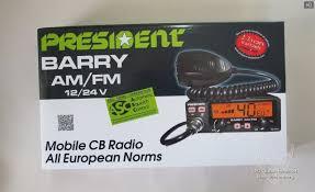 Обзор <b>President</b> Barry (<b>Barry ASC</b> TXPR002) - Вива-Телеком