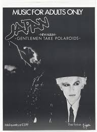 Unknown Designer. <b>Japan</b>, <b>Gentlemen Take</b> Polaroids. 1980 | MoMA