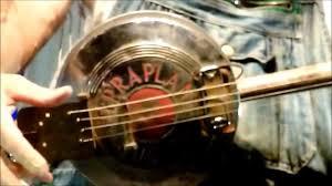 <b>Seasick Steve's Hubcaps</b> Guitar @ Rockhal Esch/Alzette ...