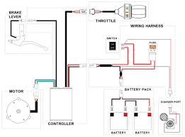 schwinn s wiring diagram needed electricscooterparts com here is a wiring diagram for older schwinn s 350 electric scooters