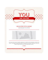 invitation email marketing templates invitation email templates sign up for emma today for unlimited access to these invitation email templates plus our standard collection of 100 readymade and seasonal designs