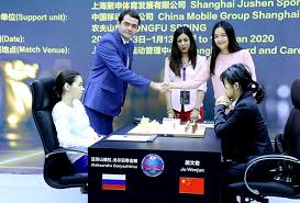 Aleksandra Goryachkina Wins <b>Game 5</b> of Women's World ...