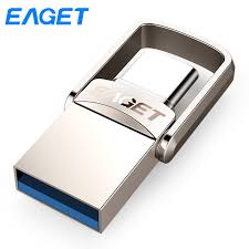 <b>Eaget CU20</b> USB Flash Drive 16Gb 32GB 64GB Usb 3.0 <b>Type C</b> ...