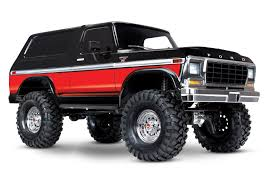 <b>Радиоуправляемая машина TRAXXAS</b> TRX-4 <b>Ford</b> Bronco XLT ...