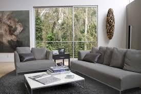 awesome stylish grey couch living room ideas