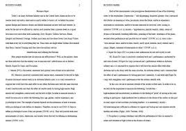 tips to write business research paper