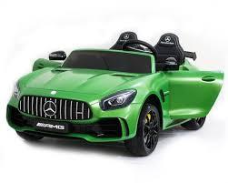 Новости » Поставка электромобилей Mercedes GTR