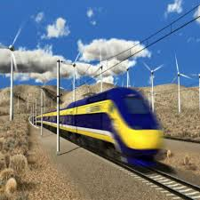Study Suggests Environmental Benefits From High Speed Rail