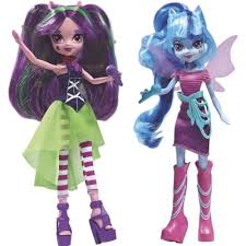<b>Кукла Hasbro</b> Набор <b>My</b> Little Pony Sonata Dusk и Aria Blaze 2шт ...