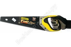 <b>Ножовка</b> с покрытием 380 mm <b>STANLEY JET</b> CUT FATMAX 2-20 ...