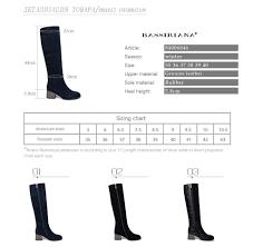 <b>BASSIRIANA New Winter</b> Genuine leather high boots high heels ...