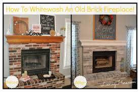 brick house ceiling fan makeover loved