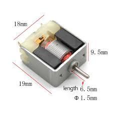 bring <b>smart 1pc</b> 020 Micro Motor 3v 6200rpm DC <b>Electric</b> Toy Motor ...