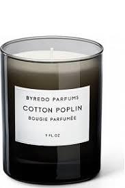 <b>Ароматическая свеча Cotton Poplin</b>