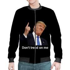 Бомбер Don't tread on me <b>Трамп</b> #2322769 от Александр по цене ...
