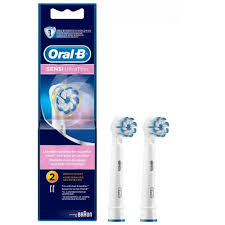 <b>Насадка</b> для зубных щеток <b>Oral</b>-<b>B</b> EB 60-2 Sensi UltraThin(2 шт ...