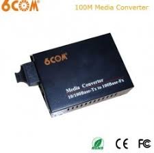 Media Converter BIDI SF 10/100m <b>WDM 20km</b> TX1310/<b>TX1550</b>