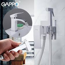 2019 <b>GAPPO Basin Faucets Brass</b> Basin Taps With Bidet Faucets ...