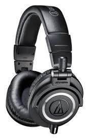 Купить <b>Наушники</b> Audio-Technica ATH-M50x черный по низкой ...