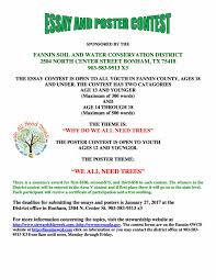 fannin soil water conservation district for a printable pdf version of the tree order form click here