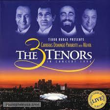 Jose <b>Carreras</b> / Luciano <b>Pavarotti</b> / Placido <b>Domingo / 3</b> Tenors ...