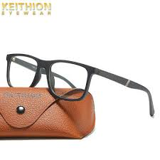 <b>KEITHION</b> New <b>TR90</b> Mens Women <b>Eyeglass</b> Frame Square ...