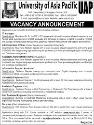 uap jobs vacancy bd jobs help how to apply