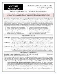 doc executive resume com resume executive summary